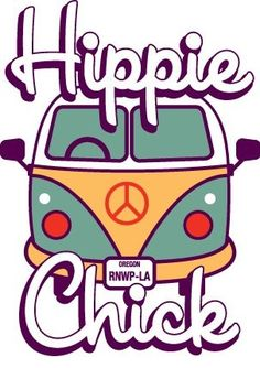 Hippie Chick More Hippie Style, Combi Hippie, Hippie Love, Hippie Chick, Hippie Art, Hippie Bohemian, Hippie Drawing, Hippie Things, Hippie Vibes