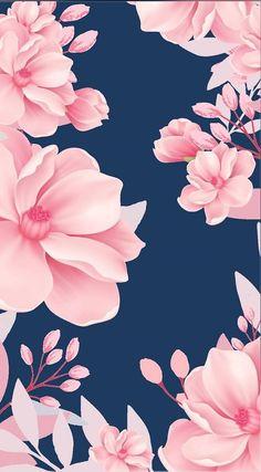 Fondos -iphonewallpaper Fondos - Stunning Wallpaper Backgrounds For Your Phone Flower Background Wallpaper, Flower Backgrounds, Cool Wallpaper, Mobile Wallpaper, Pattern Wallpaper, Wallpaper Backgrounds, Beautiful Wallpaper, Cellphone Wallpaper, Lock Screen Wallpaper