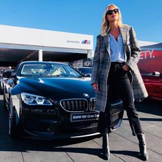 """34.4k Likes, 127 Comments - Lena Gercke (@lenagercke) on Instagram: """"Had an exciting time at the #DTM race in Hockenheim with the @bmwm Team ❤️ now i'm trying to steal…"""""""