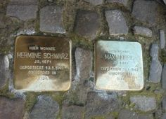 Berlin's Stolpersteines Remembering the Past
