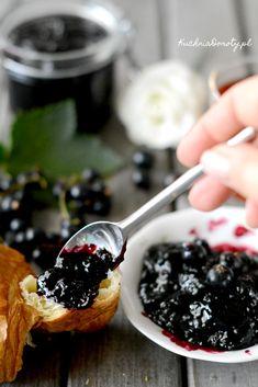 domowe-przetwory Acai Bowl, Fruit, Breakfast, Lawn And Garden, Acai Berry Bowl, Morning Coffee, Recipes