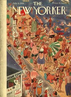 The New Yorker July 8 1939