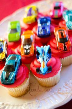 Race Car Birthday Party Ideas | Through Clouded Glass