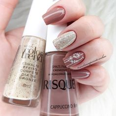 Cute Nails, Pretty Nails, Egyptian Eye Makeup, Hair And Nails, My Nails, Halal Nail Polish, Nail Polish Online, Avon Nails, Square Nails