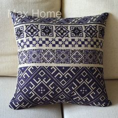"""Aliexpress.com : Buy Free Shipping 18"""" Plaid Pattern No.1 Country Retro Vintage Style Linen Decorative Pillow Case Pillow Cover Cushion Cove..."""