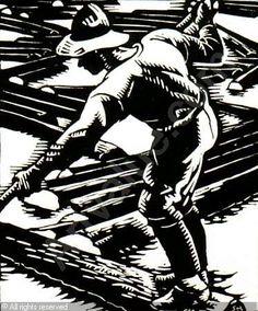 HOLGATE Edwin Headley,Lumberjack,Heffel Fine Art Auction House,Vancouver