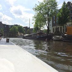 Boat tour anyone? #TheHatOnTheGo