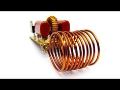 How does Induction Heating Work? Induction Forge, Induction Heating, Diy Electronics, Electronics Projects, Diy Heater, Outdoor Tv Antenna, Homemade Generator, Maker Shop, Energy Saver