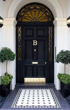 NEW! Solid Brass MONOGRAM 3D Door Knocker | Double Initial Polished Letter B in Home & Garden, Home Décor, Door Accessories | eBay!