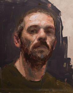 "JUSTIN ""CORO"" KAUFMAN, Self portrait"