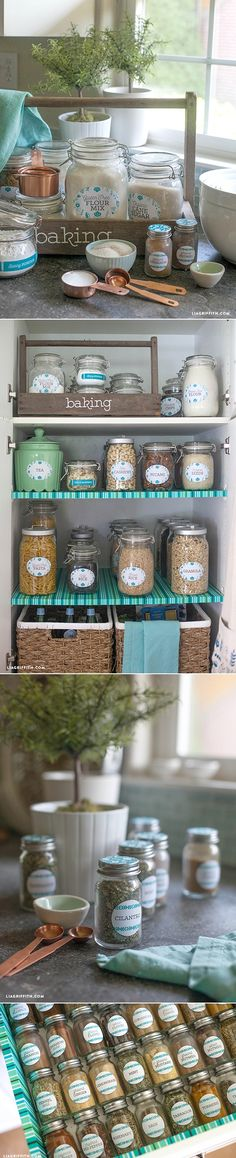 #organization #printable labels at www.LiaGriffith.com