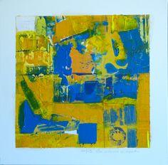 "Original Art by J. Williams Wiegand - Acrylic on 18""x18"" deep edge canvas"