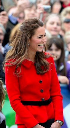 Catherine Duchess of Cambridge 14th April 2014
