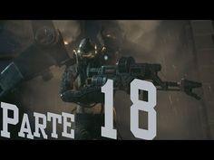 Batman Arkham Knight Gameplay Ita Parte 18 Firefly 1080p PS4 Xbox One - YouTube