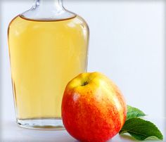 Feeling like a bloated mess and nothing fits? Mix 1 tablespoon of apple cider vinegar with half a glass of water and drink up! Within 30 minutes, the vinegar's enzymes will slow down your gastric juice production and start flushing away the bloat.