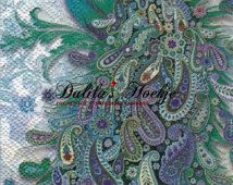 peacock fabric - Google Search Peacock Fabric, Rugs, Google Search, Home Decor, Farmhouse Rugs, Interior Design, Home Interior Design, Floor Rugs, Rug