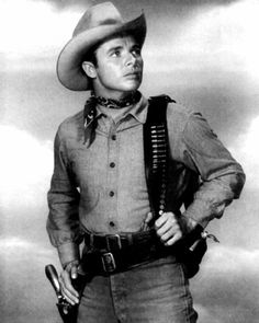 I had a crush on Audie Murphy.  Highly Decorated Veteran Ever!