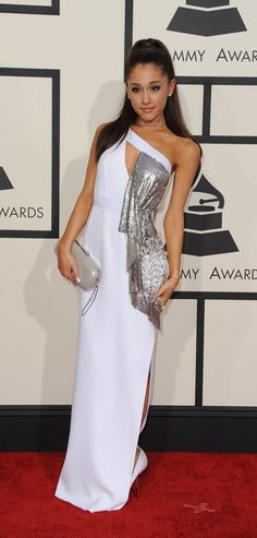 Ariana Grande | All The Winners And Losers From The Grammys Red Carpet
