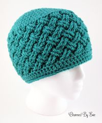 The Celtic Weave stitch has become one of my all-time favorites because it…