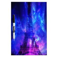 Creation's Heaven Paris Amethyst Dreams Dry Erase Board