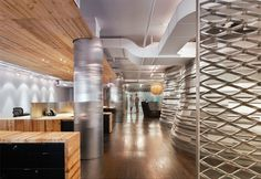 Red Bull offices by Johnson Chou, Toronto office design