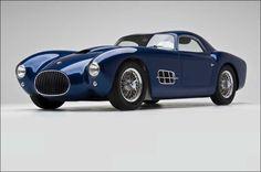 The Moal Gatto - the Ferrari Hot Rod.