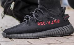 Another Look At The 2017 adidas Yeezy Boost 350 v2 Black Red