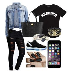 """""""Whatever"""" by iraniaaac on Polyvore"""