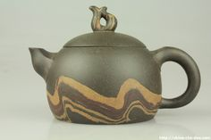 Chinese Yixing Zisha Clay Teapot  Premium Green Clay  http:china-cha-dao.com
