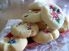 Recette Biscuits sablés vanille - Recettes du Québec