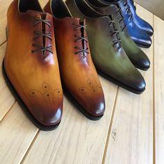 Patinas Shoes Andres Sendra http://www.andres-sendra.com/es/