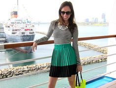Fashion Fashion Fashion 5 French Riviera-Inspired Summer Looks Even if you can't jet off to the south of France for vacation, you can look the part