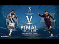 Barcelona 3-1 Juventus [HD] Partido Completo Full Match | Final Champion...