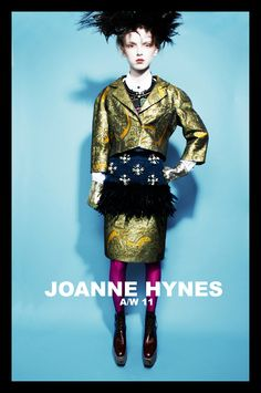 Joanne Hynes AW11 #campaign Personal Stylist, Innovation Design, How To Memorize Things, Archive, Campaign, Stylists, Fashion Looks, Collections, Book