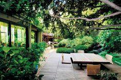 kenzo takada's paris garden