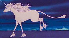 The Last Unicorn, Unicorn Art, Magical Creatures, Pegasus, Fairy Tales, Beast, Moose Art, Illustration Art, Nerd