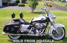 2008 Harley Davidson Road King Classic (FLHRC)