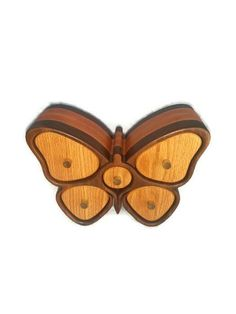 Butterfly Bandsaw Box / Jewelry Box / Keepsake Box / Wood Box / Animal Wood…