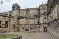 Castillo de Grignan (Francia)