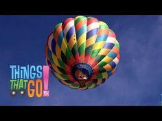 HOT AIR BALLOON: Videos for kids| children| toddlers. Preschool & Kindergarten learning. - YouTube