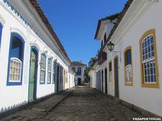 Paraty en 2 días- Brasil- Ciudad cercana a Río de Janeiro- Ciudad Colonial