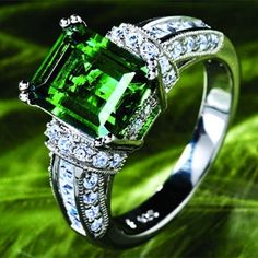 Emerald diamond
