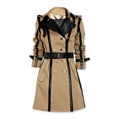 #burberry I need this. http://www.msstyleandgrace.com/2011/03/obsessed-with-burberry-prorsum-leather.html
