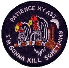 If i was ever a girl scout, this would've been the only badge I got...