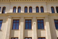 nyrenässans Mansions, House Styles, Home Decor, Decoration Home, Manor Houses, Room Decor, Villas, Mansion, Home Interior Design