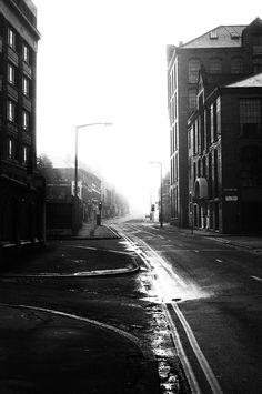 Hartley Road, Nottingham, 1981