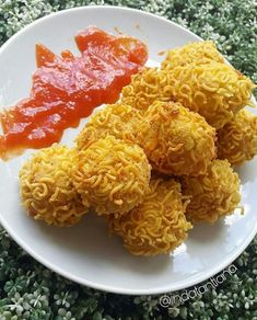 Asian Desserts, Asian Recipes, Cake Recipes, Snack Recipes, Healthy Recipes, Food N, Food And Drink, Mie Goreng, Cooking Tips