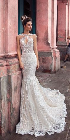 Previous Next Lorenzo Rossi Wedding Dresses 2018 To Look A Diva Lorenzo Rossi Wedding Dresses 2018 A Diva It Lorenzo Rossi Weddding Dresses 2018 Mermaid Lace Beaded Sexy Wedding Full Gallery: The weddingdresses … # in Previous Next Wedding Dress Black, Wedding Dress Gallery, Wedding Dresses 2018, Bridal Dresses, Wedding Dress Cinderella, Different Dresses, Mermaid Dresses, Lace Mermaid, Beautiful Dresses