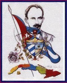 Jose Marti....Cuban hero.
