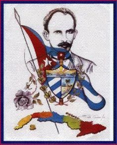 Jose Marti....Cuban hero.